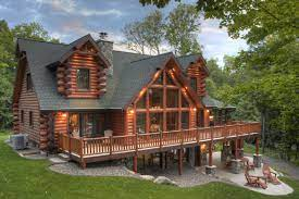 104 Wood Homes Magazine Countrys Best Log Best Design For House Layjao