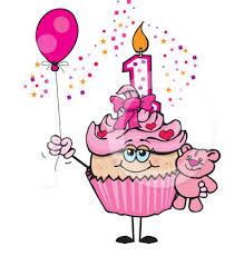 1St Birthday Cupcake Clip Art Royalty Free Birthday Cupcake Clipart Vvemi1 Clipart