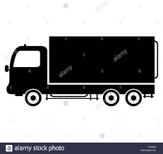 100 Icon Truck Icon Truck Flat Design Stock Photo 93647323 Alamy