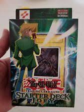 Yugioh Pegasus Starter Deck Ebay by Konami Sealed Yu Gi Oh Booster Packs Ebay