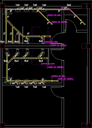 Bathroom Design Cad Blocks by Bathroom Plumbing Dwg Detail For Autocad U2022 Designscad