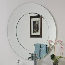 Frameless Bathroom Mirrors India by Bathroom Archives Tucandela