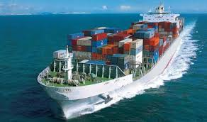 Sea Cargo Shipping Containers