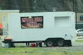 100 Pizza Truck For Sale 9 X 12 Wood Fired Trailer For In Chapmanville