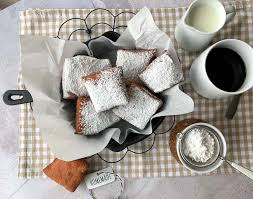 beignets new orleans donuts