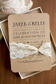 Rustic Elegance Inspired Printable Wedding Invitation Online With Lace
