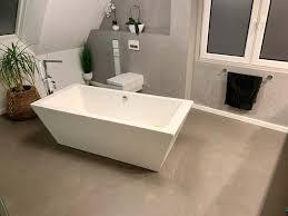 betonspachtel badezimmer sc design in essen