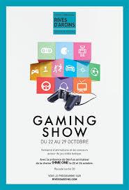 gaming show de rives d arcins du 22 au 29 octobre