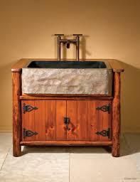 Small Rustic Bathroom Images by Unique Rustic Bathroom Vanities And Sinks Surripui Net