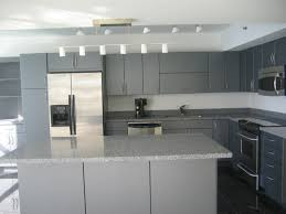 Grey Modern Kitchen Design Yellow And Valance With Blind Ideas For Concept
