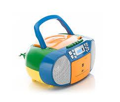 dual boombox mit cd player dab p210