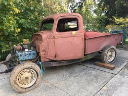 100 35 Ford Truck Hot Rods What Years My Pickup 37 The HAMB