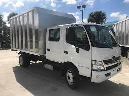 100 Tp Trucking 2019 Hino 195DC Single Axle Dump Truck J05ETP 210HP