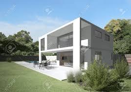 100 Modern Villa Design Villa With Terrace And Garden Clean Design And Materials