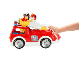 Fisher-Price Little People Lift 'n Lower Fire Truck - English ... Fire Truck Plus Ride On Red 530w_red 5900 Aussie Baby Kid Motorz Engine Battery Powered Riding Toy Hayneedle Whosale New Seat Car Musical Infant John Lewis At Kids Toddler Childrens Boys Girls Push Wooden Ons Kiddimoto Spray Rescue Play With A Purpose Foot To Floor Scootster Buy Electric 6 Volt Injusa Rideon Toys 4 U Sago Mini Road Trip Collection Walmartcom Radio Flyer Rideon And Fireman Hat Only 62