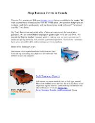 Shop Tonneau Covers In Canada By Mytruckpoint - Issuu Tyger Auto Tgbc3d1011 Trifold Pickup Tonneau Cover Review Best Bakflip Rugged Hard Folding Covers Cap World Retrax Retraxone Retractable Ford F150 Bed By Tri Fold Truck Reviews Trifold Buy In 2017 Youtube Tacoma The Of 2018 Rollup Top 3 Http An Atv Hauler On A Chevy Silverado Diamondback Rear Load Flickr Bedding Design Tarp Material For Tarpon For Customer Picks Leer Rolling