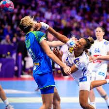 Handball FrauenEM Frankreich Und Dänemark Siegen