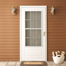 Unique Home Designs Screen Doors: Buying Guide | HomesFeed Unique Home Designs 36 In X 80 White Surface Mount Outswing Arbor Black Recessed All La Entrada Door Design Metal Security Screen Doors Awesome Alinum Bust Of Gallery Decorating 96 Solana Cool And Opulent Installation 15 The Red Homesfeed Napa Vinyl Coronado Bronze