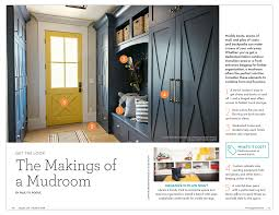 100 Home And Design Magazine All About S AwardWinning Mudroom Featured In Angies