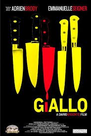 Giallo film complet