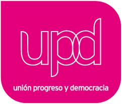 Logo de Unión, Progreso y Democracia (UPyD)