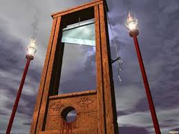Sobre guillotinas y catedrales