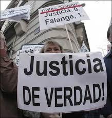 Manifestaciones de apoyo a Garzón