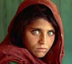 Joven afgana