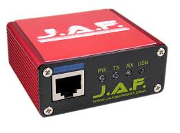 JAF BOX ACTIVATED