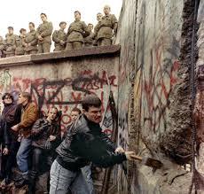 1989, caida del Muro de Berlín